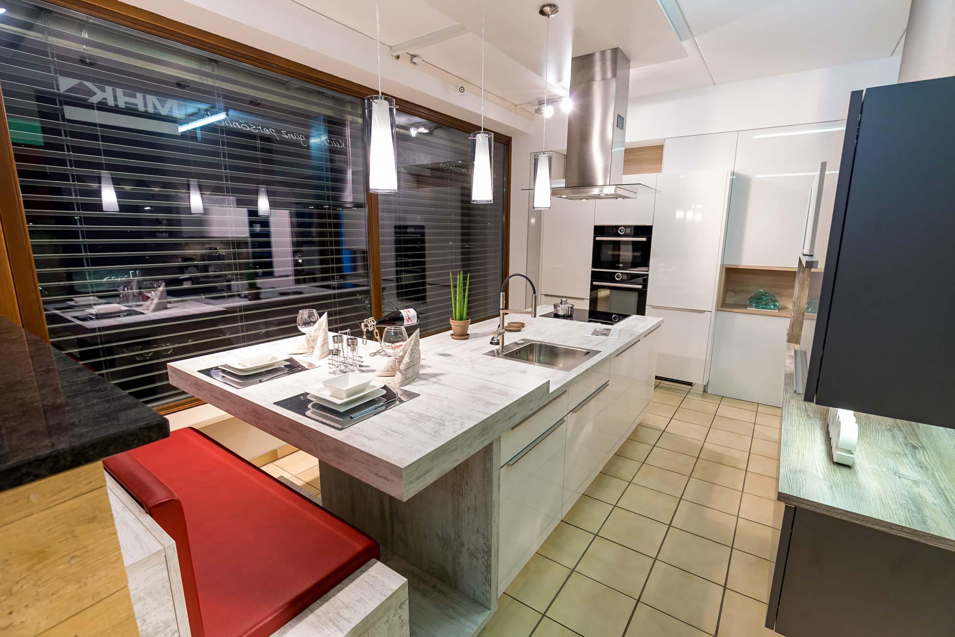 küche und wohnen   schütz gmbh - küche, wohnzimmer, badezimmer, Wohnzimmer dekoo